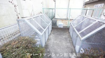 【その他共用部分】グリーンパレス高野台