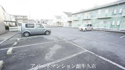 【駐車場】グリーンパレス高野台
