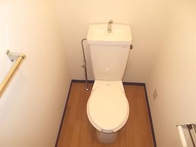 【トイレ】グリーンパレス高野台