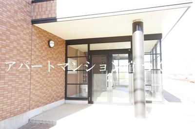 【エントランス】ソレアードTSUKUBA