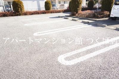 【駐車場】ソレアードTSUKUBA