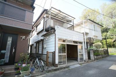 【外観】中新宿3丁目貸家