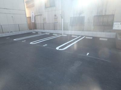 【駐車場】ファミールD希