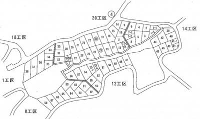 【区画図】伊豆エメラルドタウン