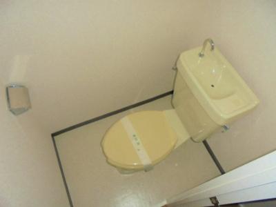 【トイレ】メゾンド針中野