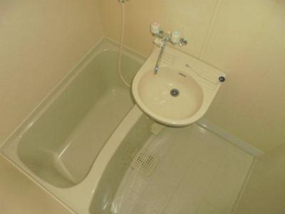 【浴室】メゾンド針中野