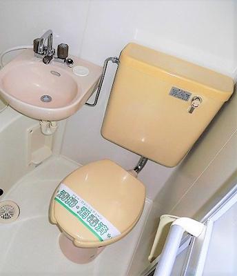 【トイレ】プラムコート