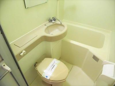 【浴室】昭島コートエレガンスB棟