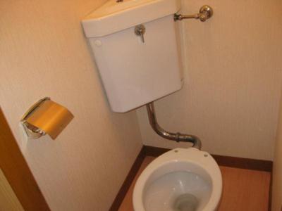 【トイレ】サンシティ平野