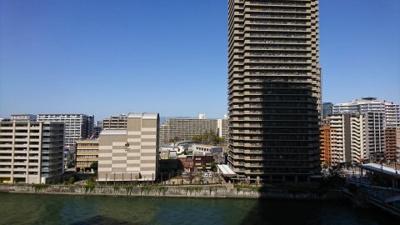 【展望】ザ・パークハウス中之島タワー