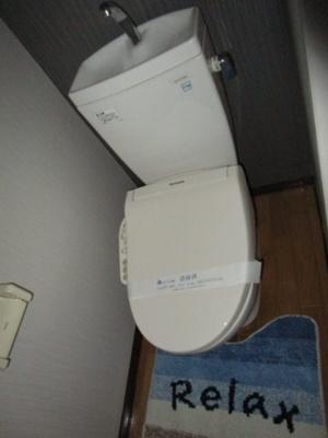 【トイレ】ヴィルフランシュ