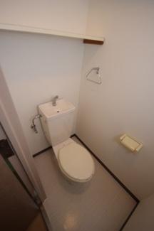 【トイレ】ロータリー六甲