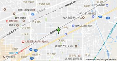 【地図】グリーンピア 株式会社Roots