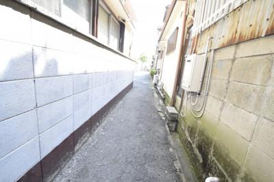 【展望】法善寺4丁目連棟