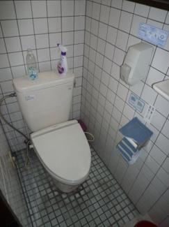 笹沖テナント トイレ