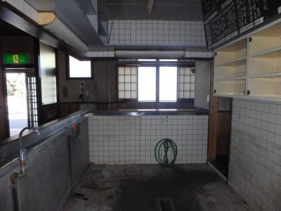 笹沖テナント キッチン