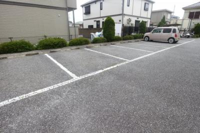 【駐車場】ボヌール・シャピトール