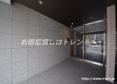 【エントランス】モンテヴェルデ飯田橋
