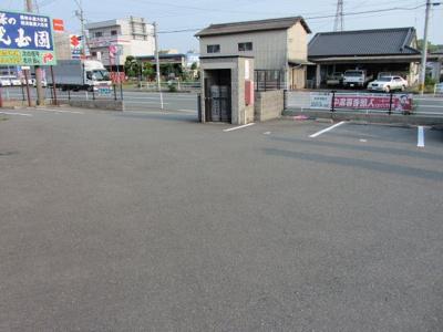 【駐車場】メルヴェール