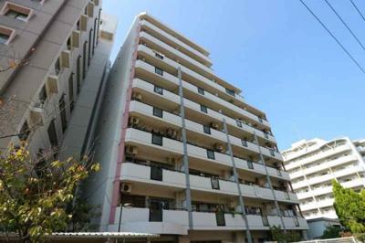地上11階建てマンションの8階部分♪上層階の特権♪眺望良好です♪