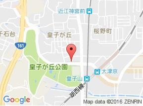 【地図】ベルメゾン