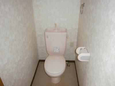 【トイレ】ピースハウス