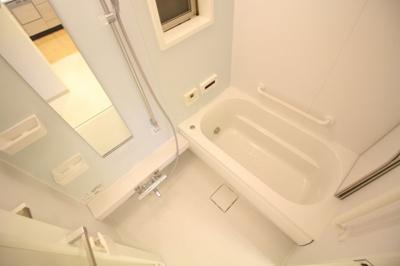【浴室】ワコーレ松野通ブライツ