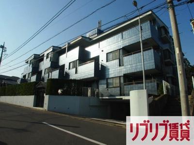 【外観】MKマンション矢作台パレス(モーレス100)