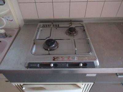 使いやすいキッチンです