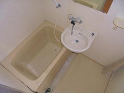 【浴室】ニューコーポ芝