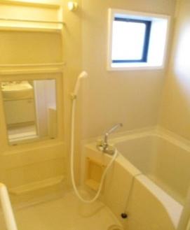 【浴室】セジュール クレスト B棟