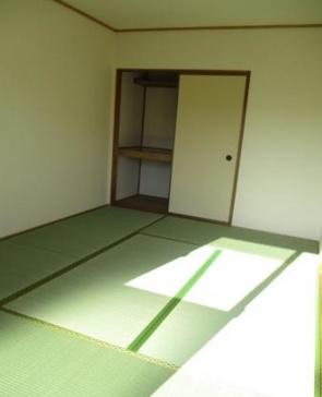 【和室】セジュール クレスト B棟