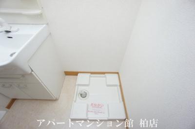 【洗面所】K・ブローテ・柏の葉B