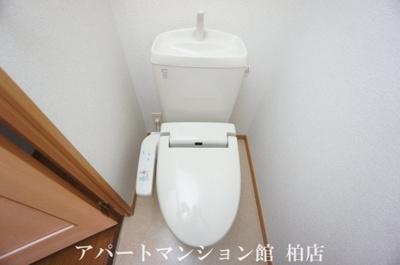 【トイレ】K・ブローテ・柏の葉B