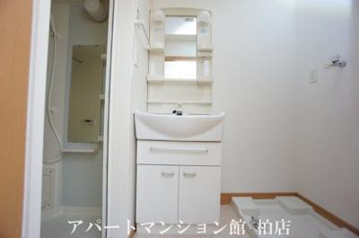 【独立洗面台】K・ブローテ・柏の葉B