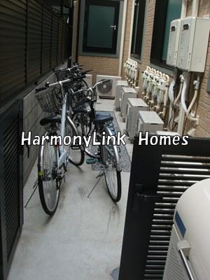 アーバンプレイス高田馬場Nの駐輪スペース☆