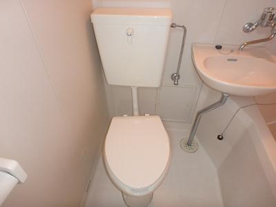 【トイレ】東屋ハイツ