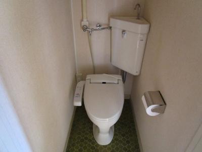 【トイレ】マンション青山パレス