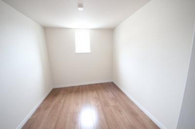 屋根裏収納・たっぷりとした収納スペースです