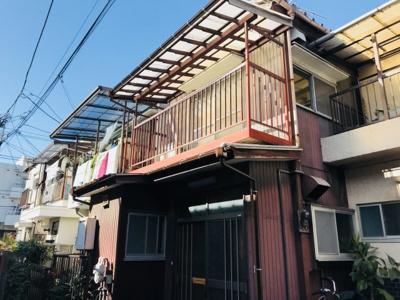 【外観】大川邸 貸家
