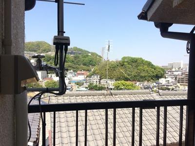 【展望】明泉寺町テラスハウス