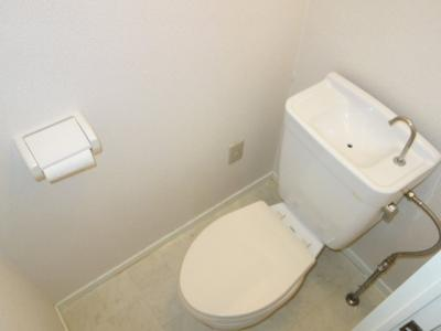 【トイレ】ワコーハイツ須磨