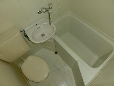【浴室】ウィルオリンピア氷川町