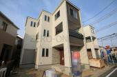 堺市西区浜寺船尾町西 新築一戸建て住宅の画像