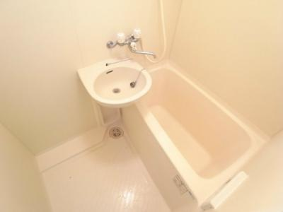 【浴室】メゾン・ド・ソレイユ三ノ宮