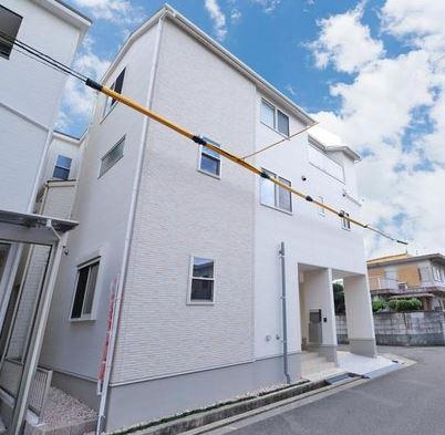 堺市西区浜寺元町新築 c号地 ワンランク上の仕様・設備・構造です