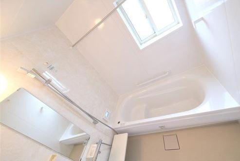 【浴室】堺市西区浜寺元町 新築一戸建て