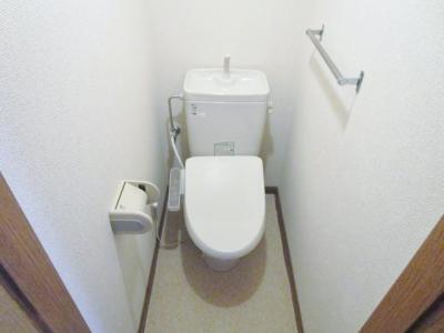 【トイレ】ソレアード北六甲