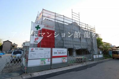 【外観】ハウス なごみ龍ヶ崎Ⅱ