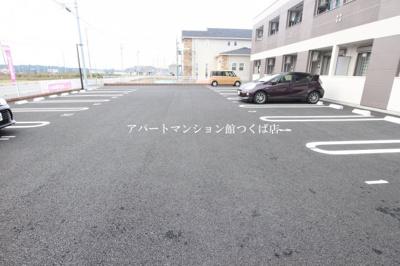 【駐車場】サンモール